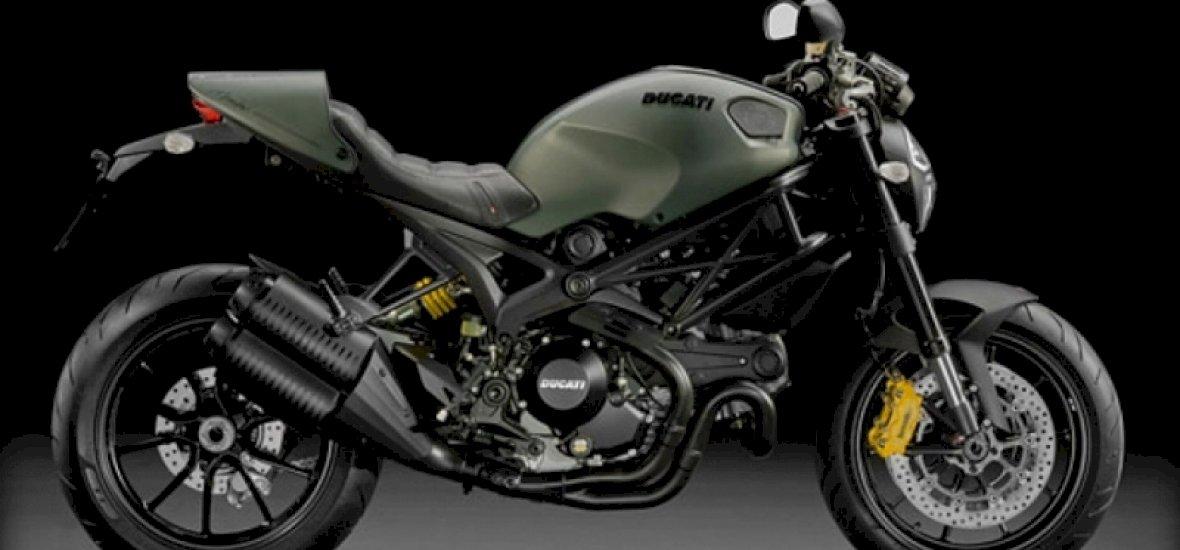 Ducati Monster Diesel motorkerékpár