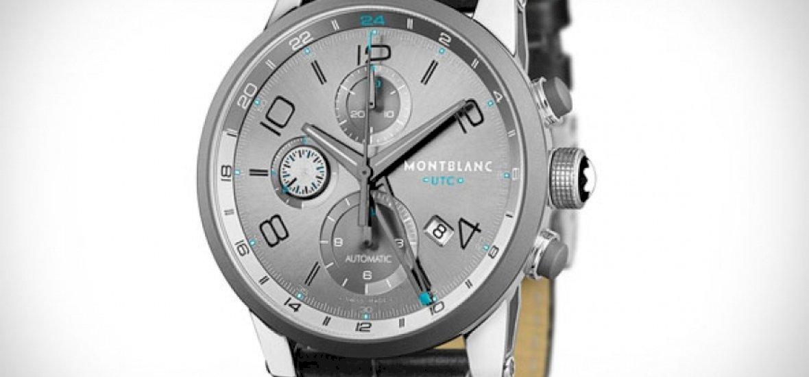 """Montblanc Timewalker – az """"időutazó"""" óra"""