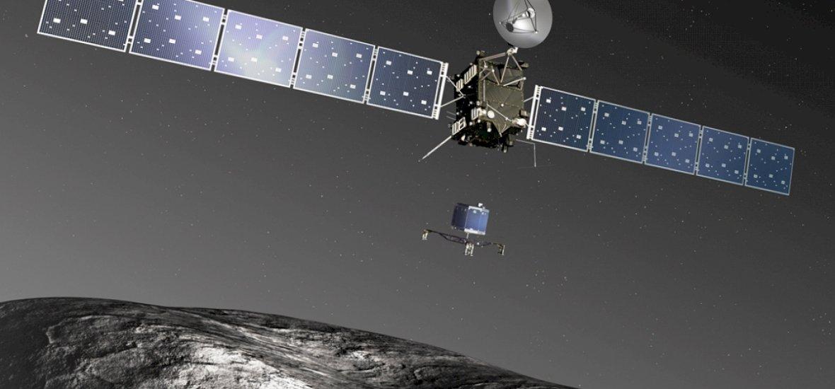 Tudomány: hegyomlás volt egy üstökösön