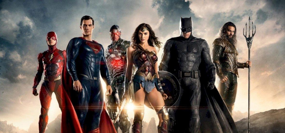 Megérkezett a teljes Justice League előzetes