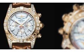 Breitling Chronomat 01 Diamondworks