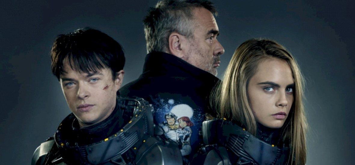 Látványorgiát hoz az új Luc Besson film