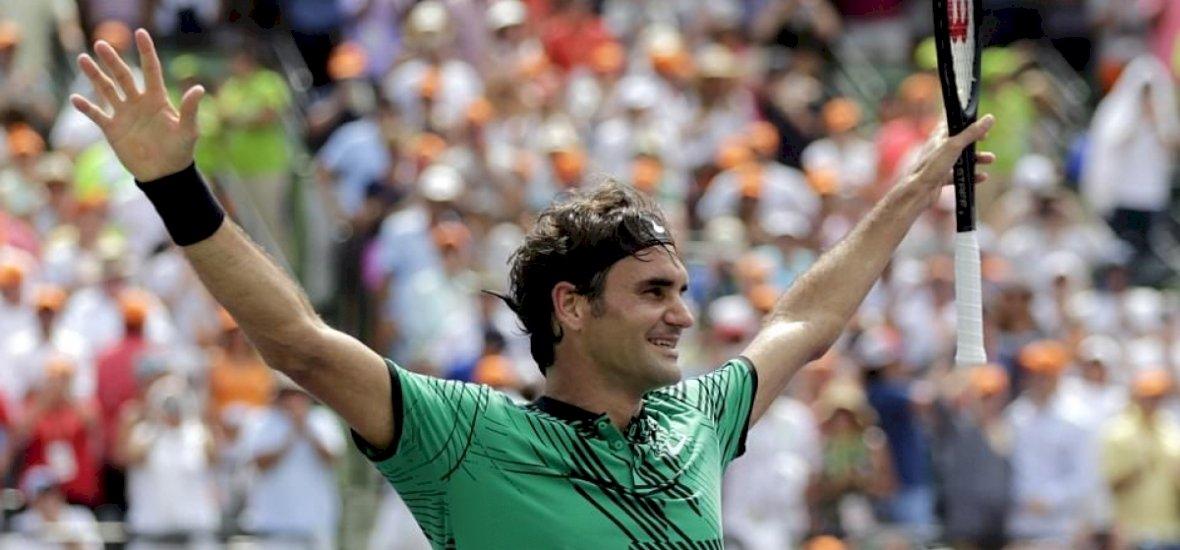 Federer már negyedik a ranglistán