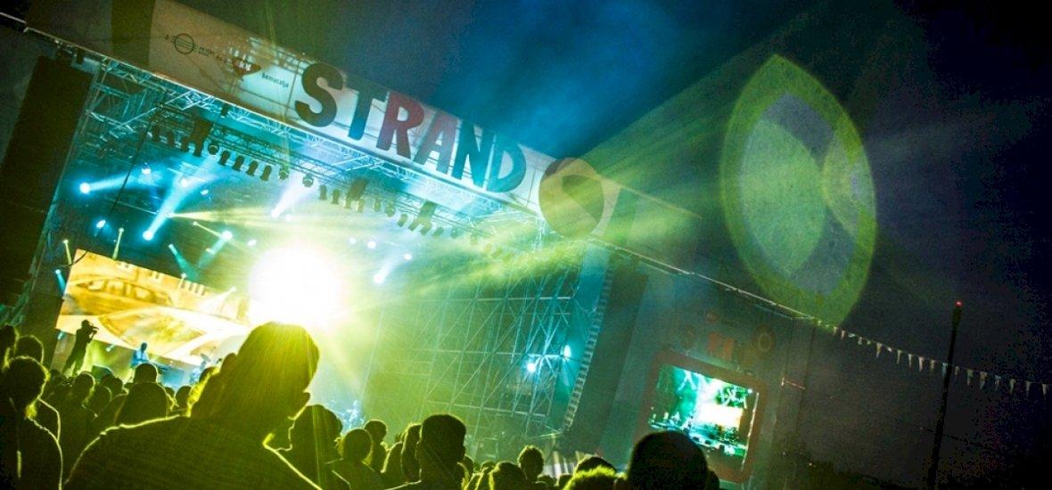 Kezd teljessé válni a STRAND Fesztivál programja is