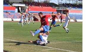 Nyíregyháza Spartacus – Szolnoki MÁV FC