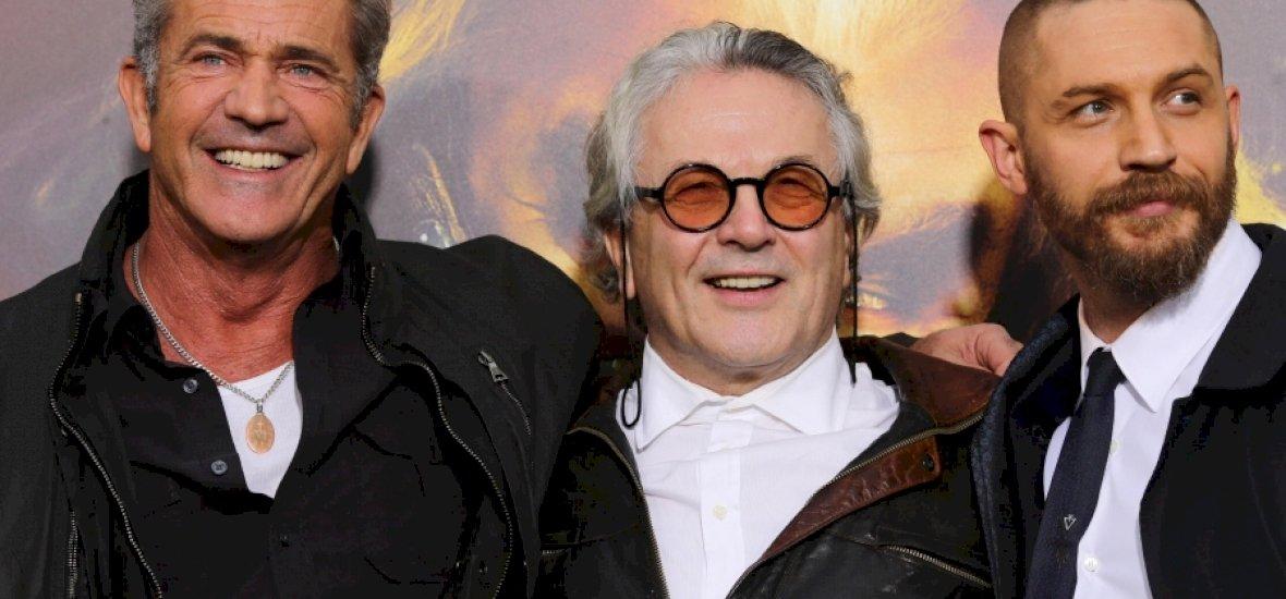 George Miller két folytatást ígér a Mad Max-nek