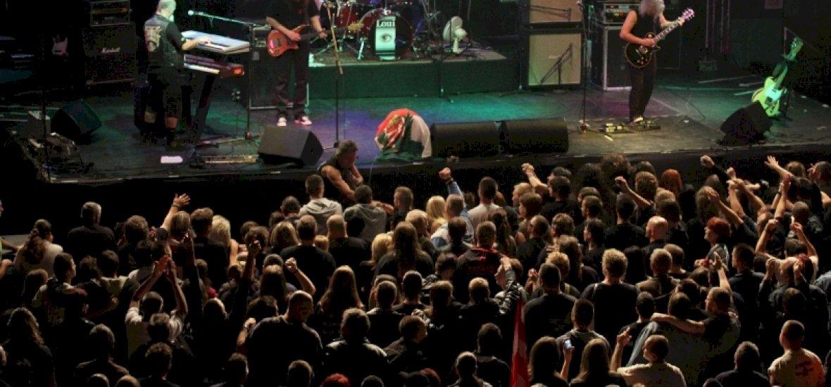 A Lord, a Kárpátia és az Ossián koncertezett a Bujtosiban