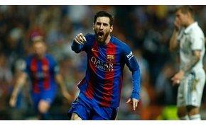 Messi egyetlen egy ember mezét kérte el életében