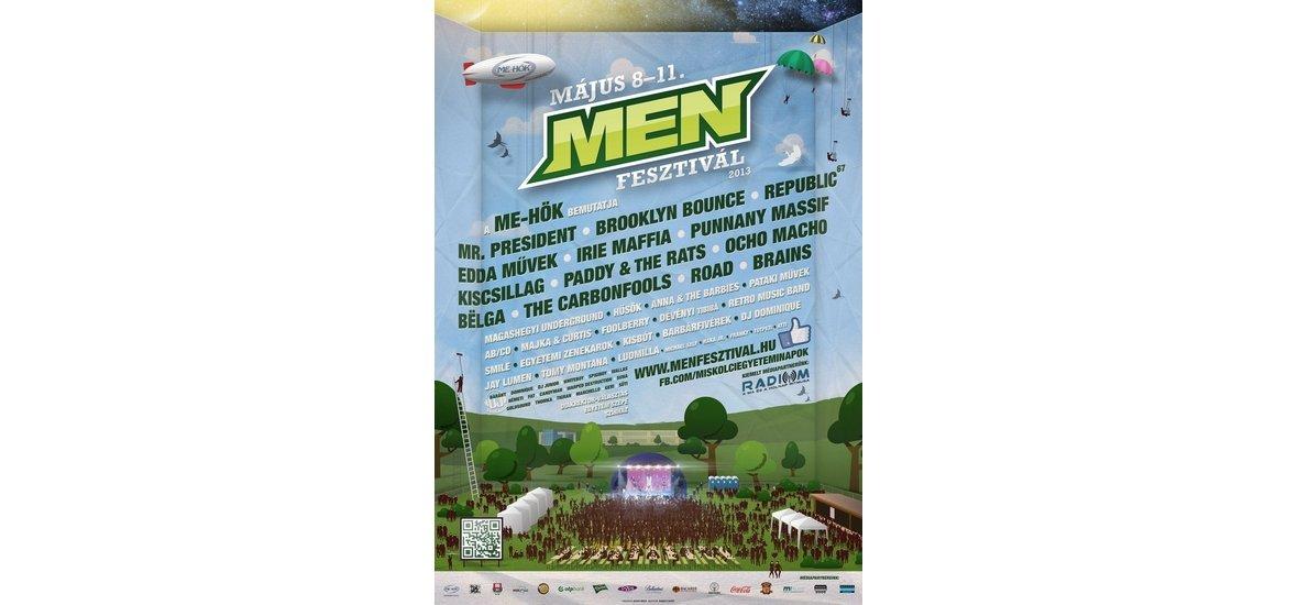 MEN Fesztivál 2013