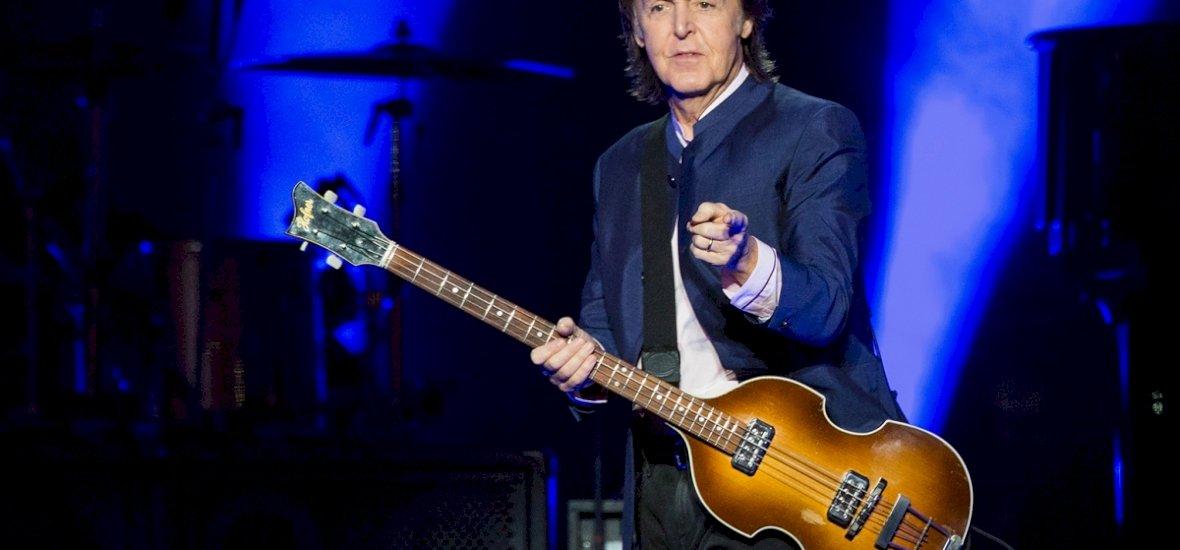 Paul McCartney vagyona még mindig hátborzongató