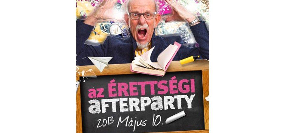 Az Érettségi Afterparty 2013