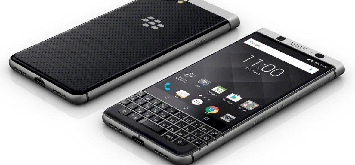 Továbbra is piacon marad a BlackBerry