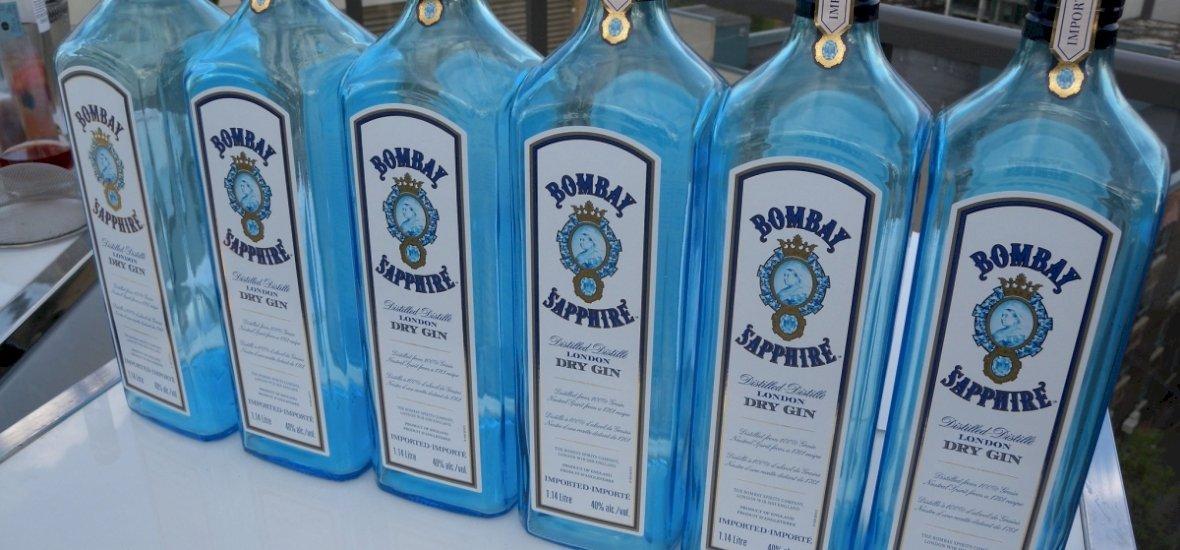 Tök véletlenül rúghattak be emberek a Bombay Sapphire gintől