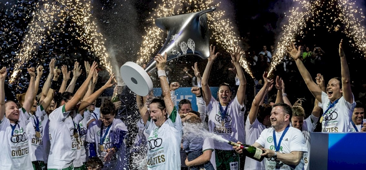 Iszonyat izgalmas meccsen nyerte meg a Győr a Bajnokok Ligáját