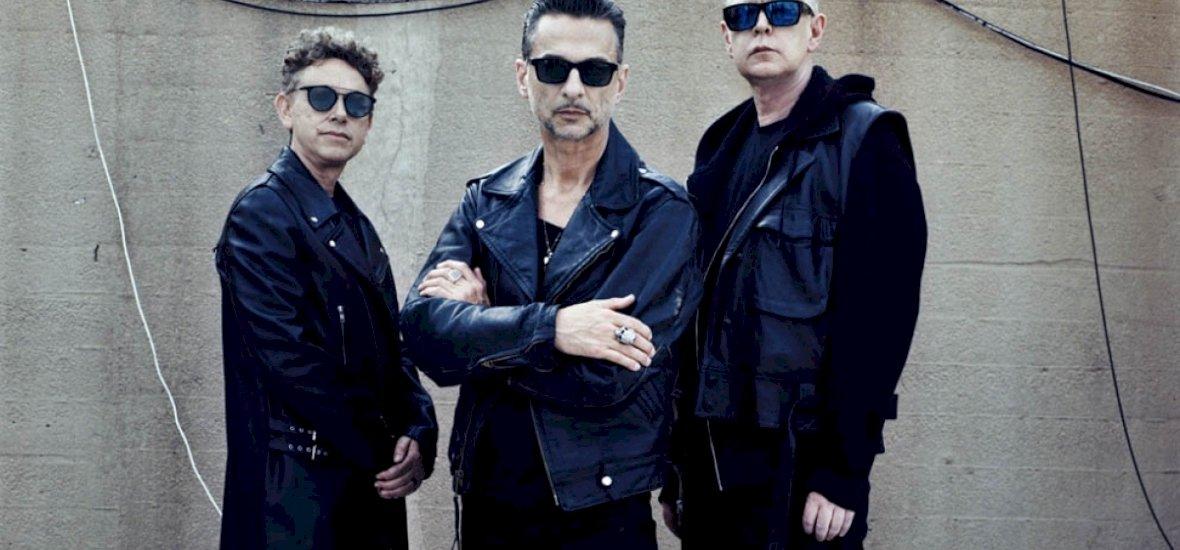 A Depeche Mode veszi el a Groupama Aréna koncertszüzességét