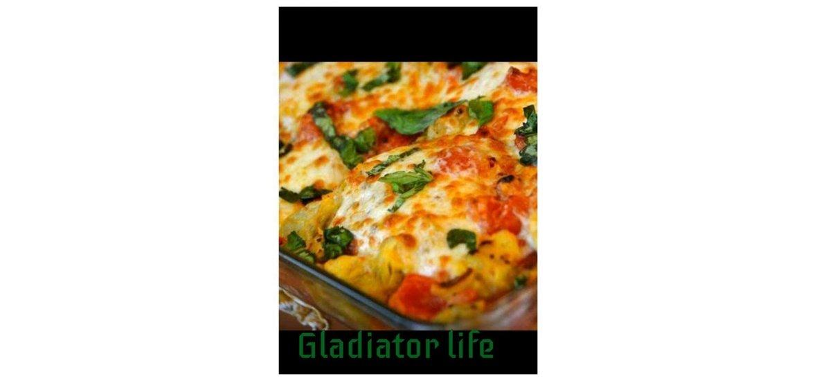 Gladiator tészta