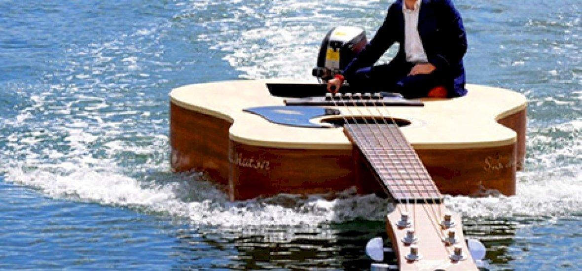20 vagány és kreatív gitár