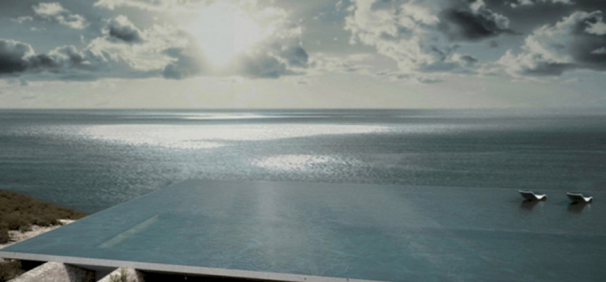 Íme a legkúlabb feszített víztükrű medence