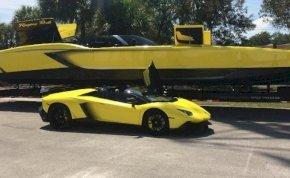 2700 lóerős Lamborghini