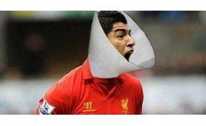 A harapós Suarez bukhatja a nyolcaddöntőt