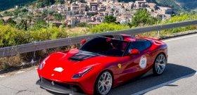 A legdrágább Ferrari, amit valaha építettek