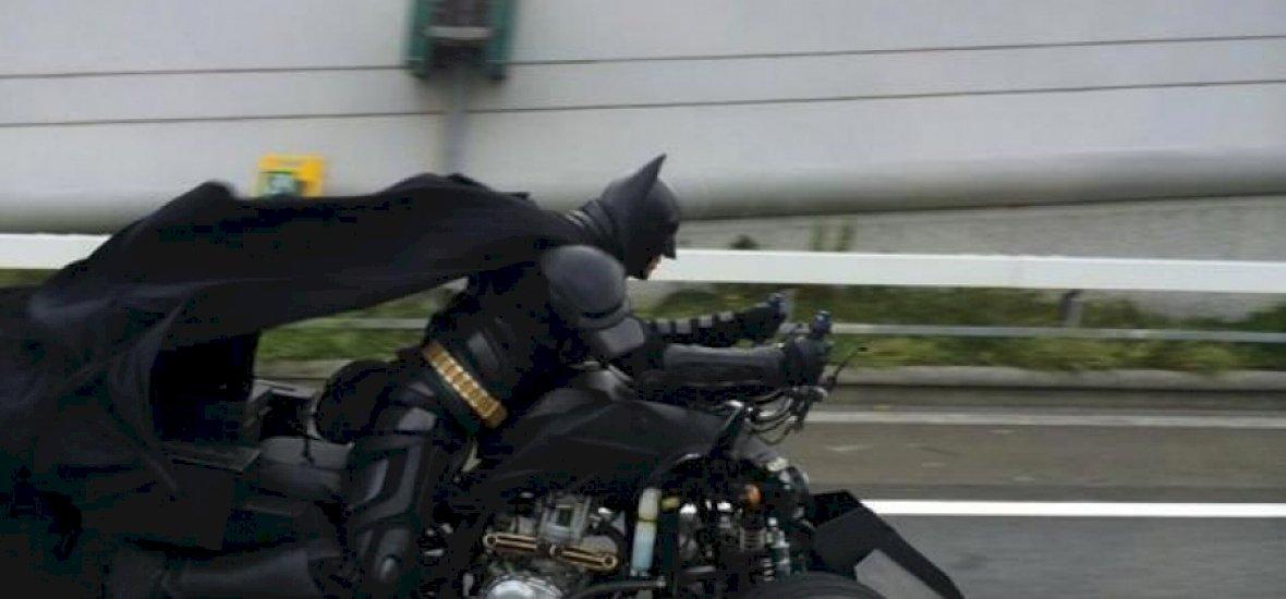 Megkérdőjelezhetetlen bizonyíték Batman létezésére