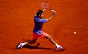 Roger Federer most is kihagyja a Roland Garrost