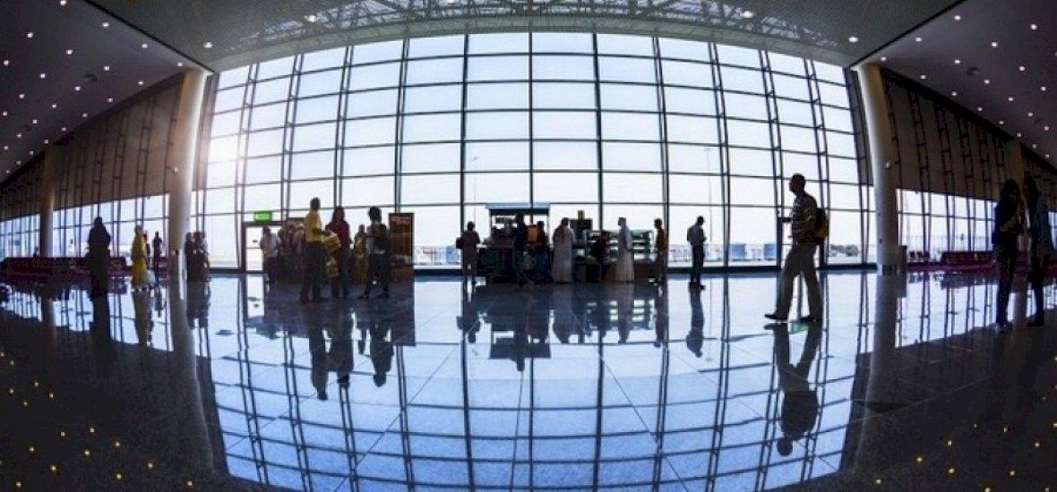 Dubajé lesz a világ legnagyobb reptere