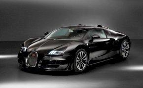 1500 lóerős és hibrid - Érkezik az új Bugatti Veyron