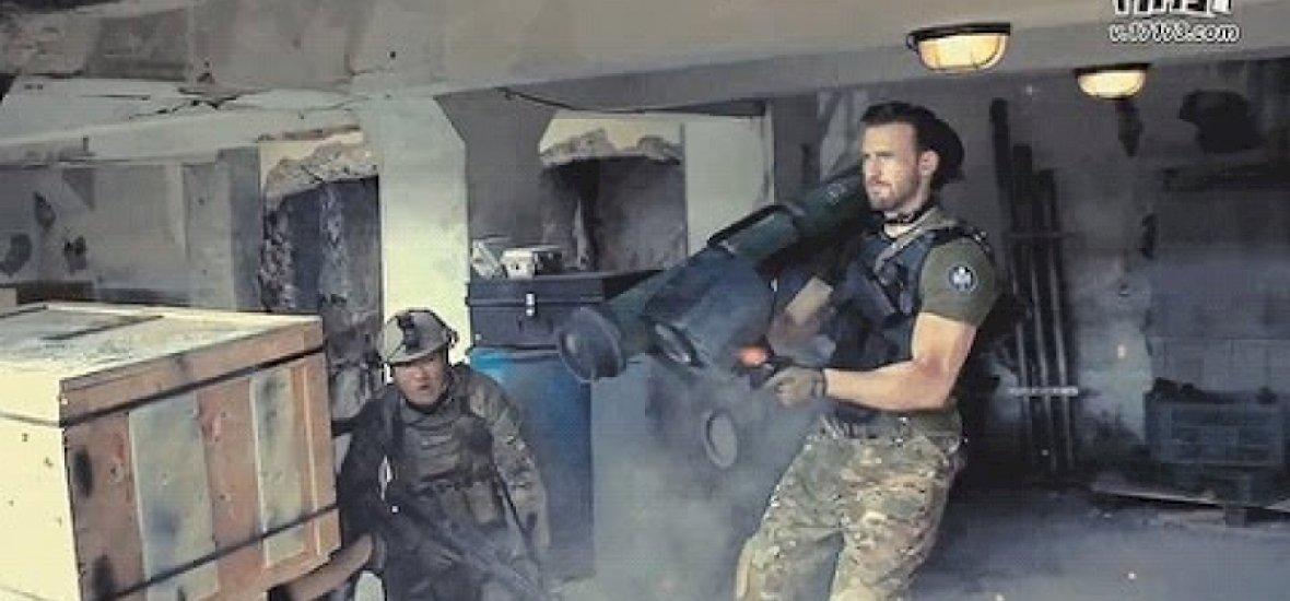 Amerika kapitánnyal dúsított akciófilmet forgattak a Call of Duty Online trailereként
