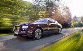 Mainstream lett a Rolls Royce?