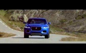 Érkezik a Jaguar F-Pace