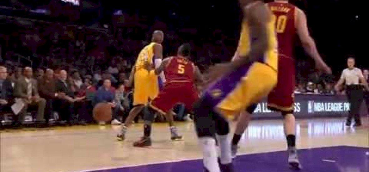 Kobe Bryant új karriercsúcsot állított fel