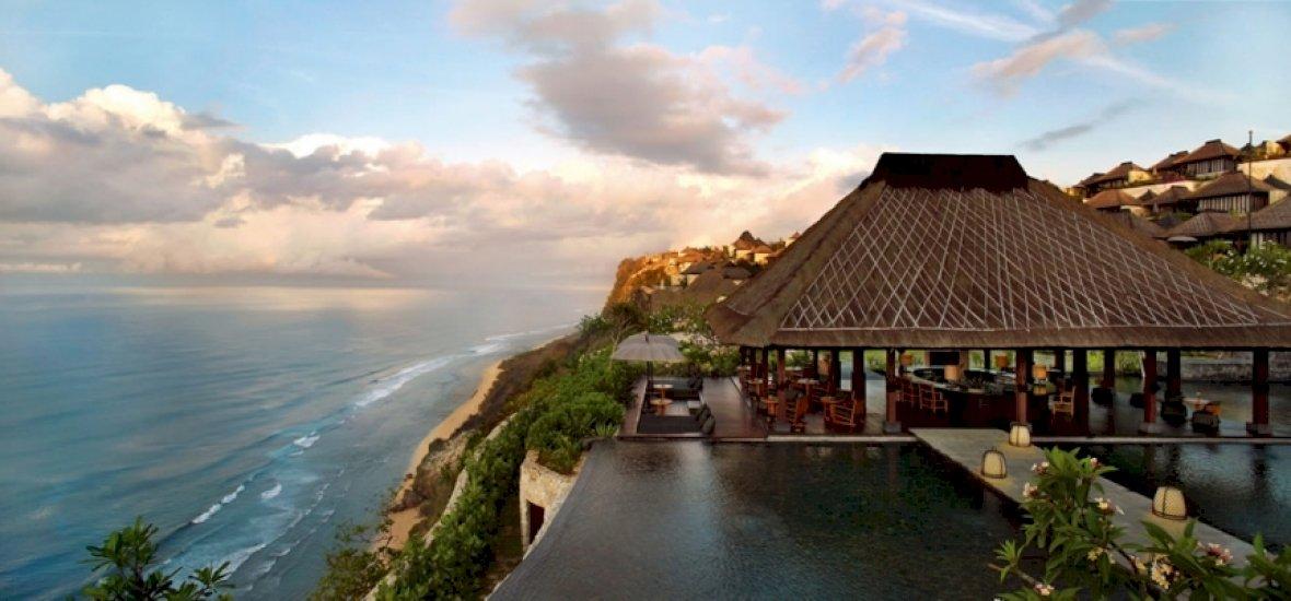 Lélegzetelállító villa Balin