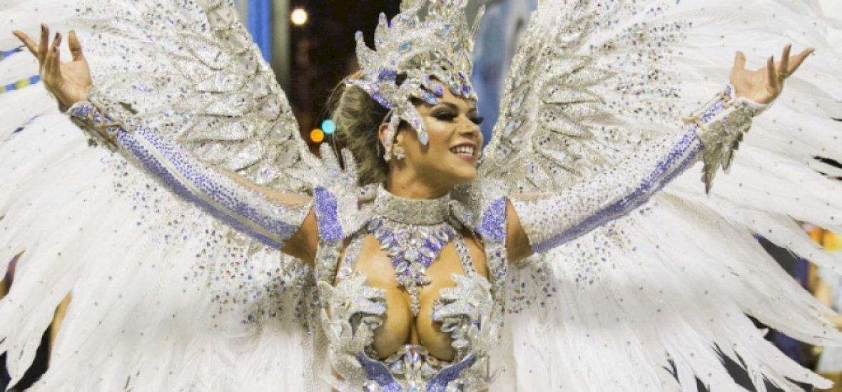 A riói karnevál legjava