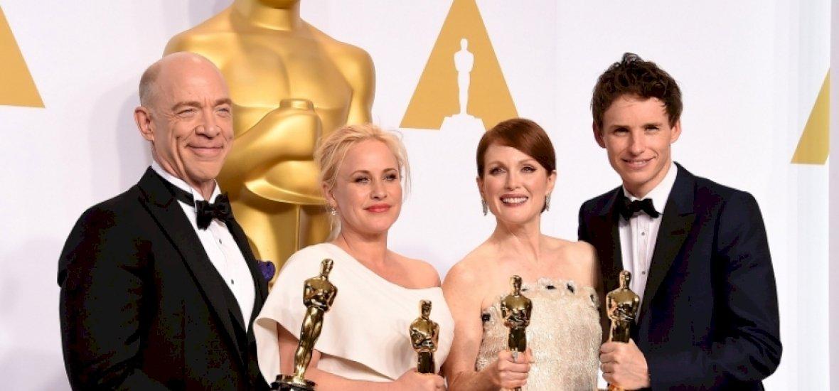 Az idei Oscar nyertesei