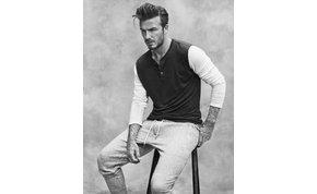 Megérkezett David Beckham legújabb kollekciója