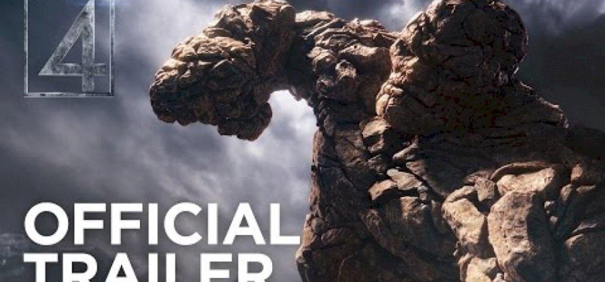 Befutott A fantasztikus négyes új trailere is