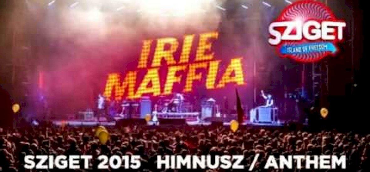 Itt a Sziget Fesztivál 2015 hivatalos himnusza