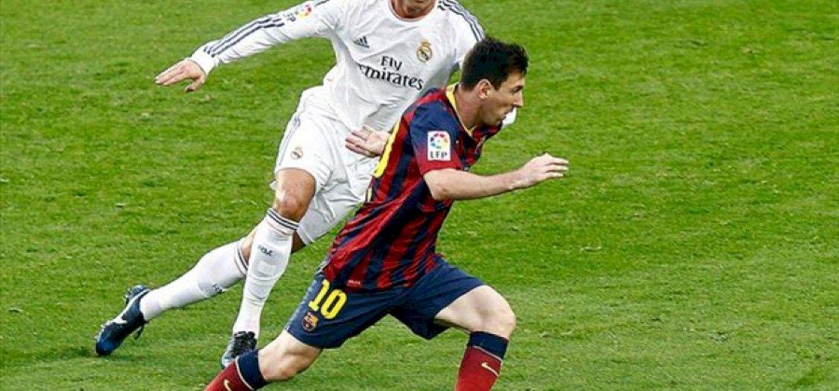 Messi vs Ronaldo: különbség sportember és sportember között?