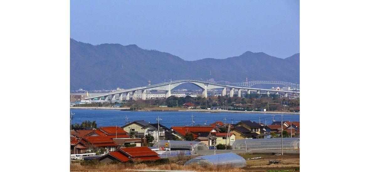 A világ legmeredekebb hídja