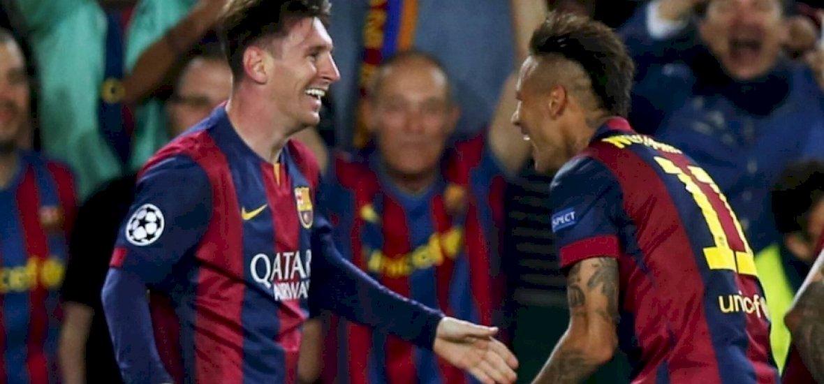 A Barca a világ legjobb futballjával oktatta le a Bayernt: 3-0