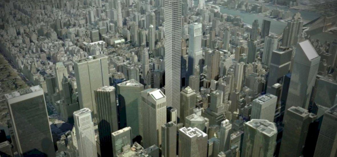 22 milliárd forintos kilátás New York tetejéről