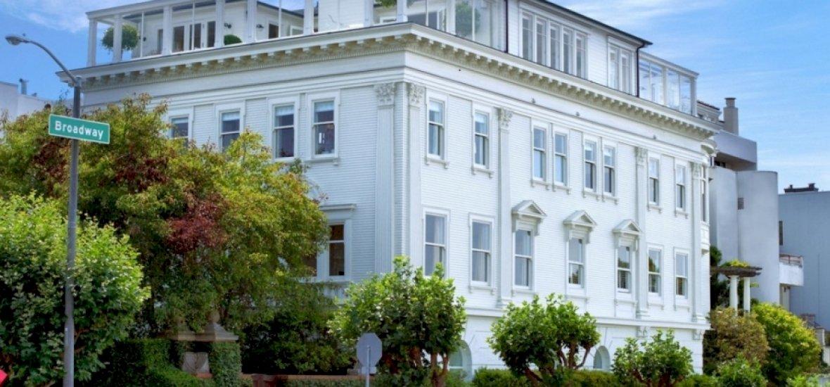 San Francisco legdrágább háza
