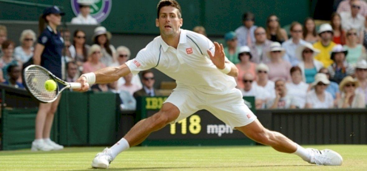 Holnap folytatódik a Djokovic – Anderson meccs