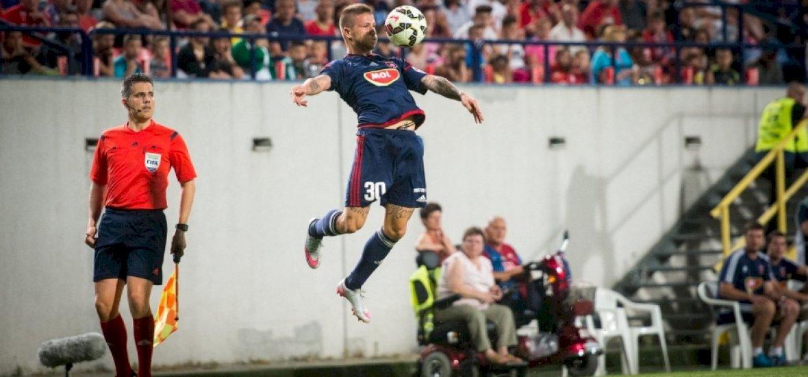 Bajnokok Ligája - Egygólos Videoton-győzelem idegenben