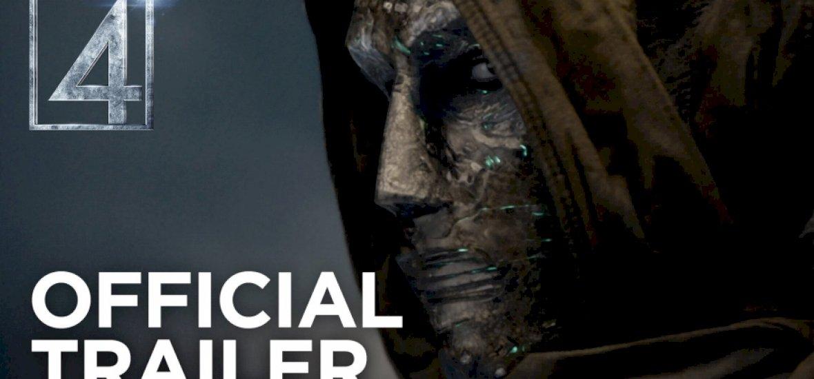 Itt a Fantasztikus Négyes legújabb trailere