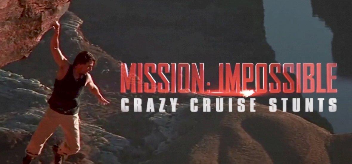 Semmi kétség, Tom Cruisenak elment az esze
