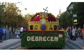 Debreceni Virágkarnevál 2015