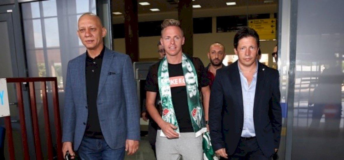 Dzsudzsák a Bursasporba igazolt